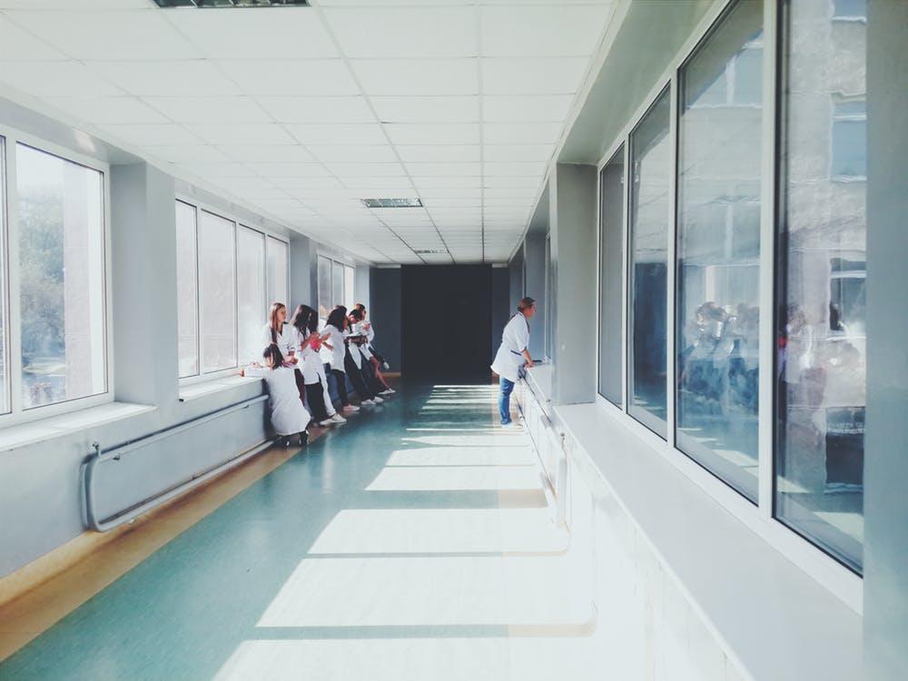 Covoare in cabinete medicale