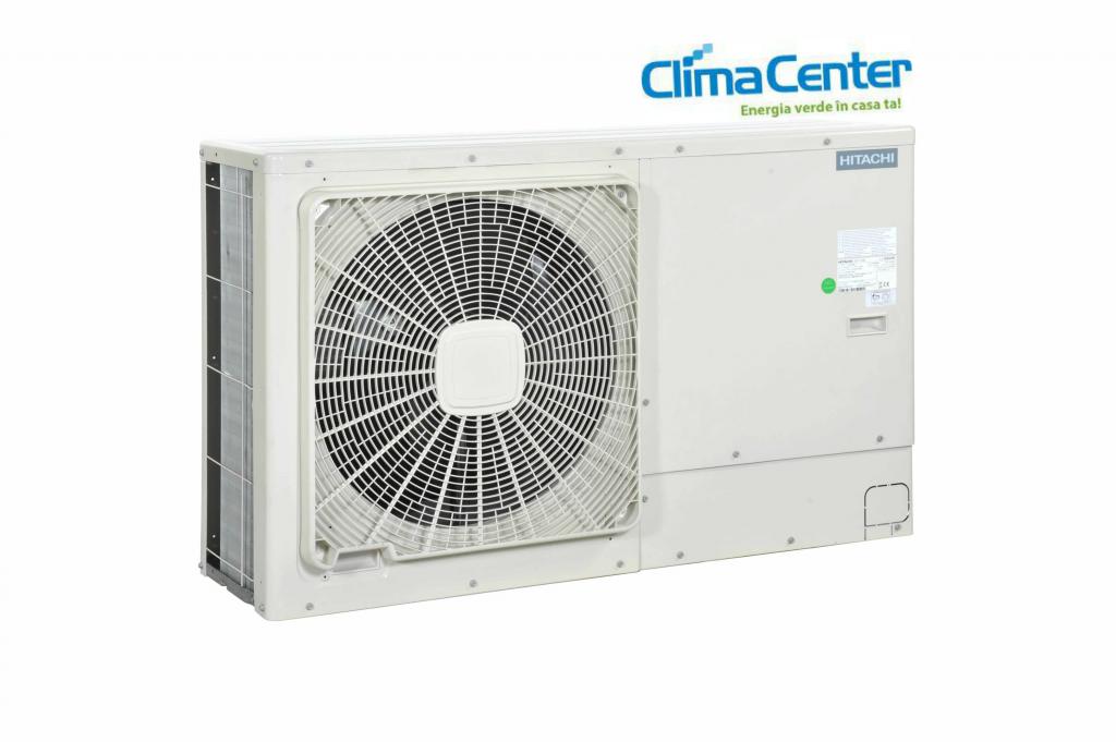 Preturi pompe de caldura aer apa Hitachi