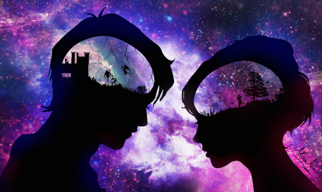 Cum sa va dezvoltati imaginatia - III