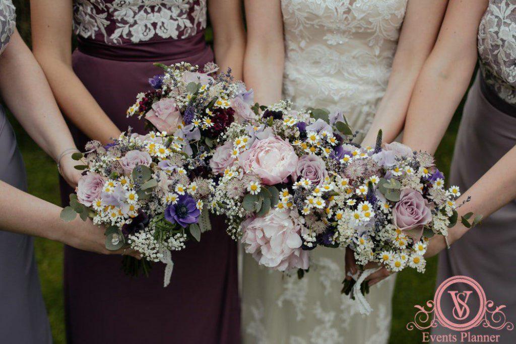 Buchete florale pentru nunta