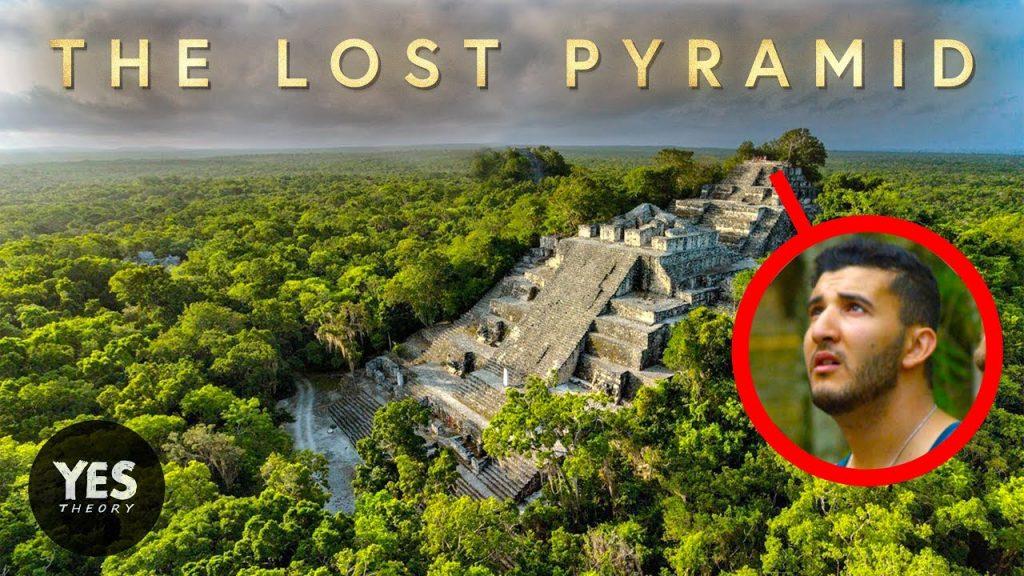 Cum arata cea mai mare piramida din lume